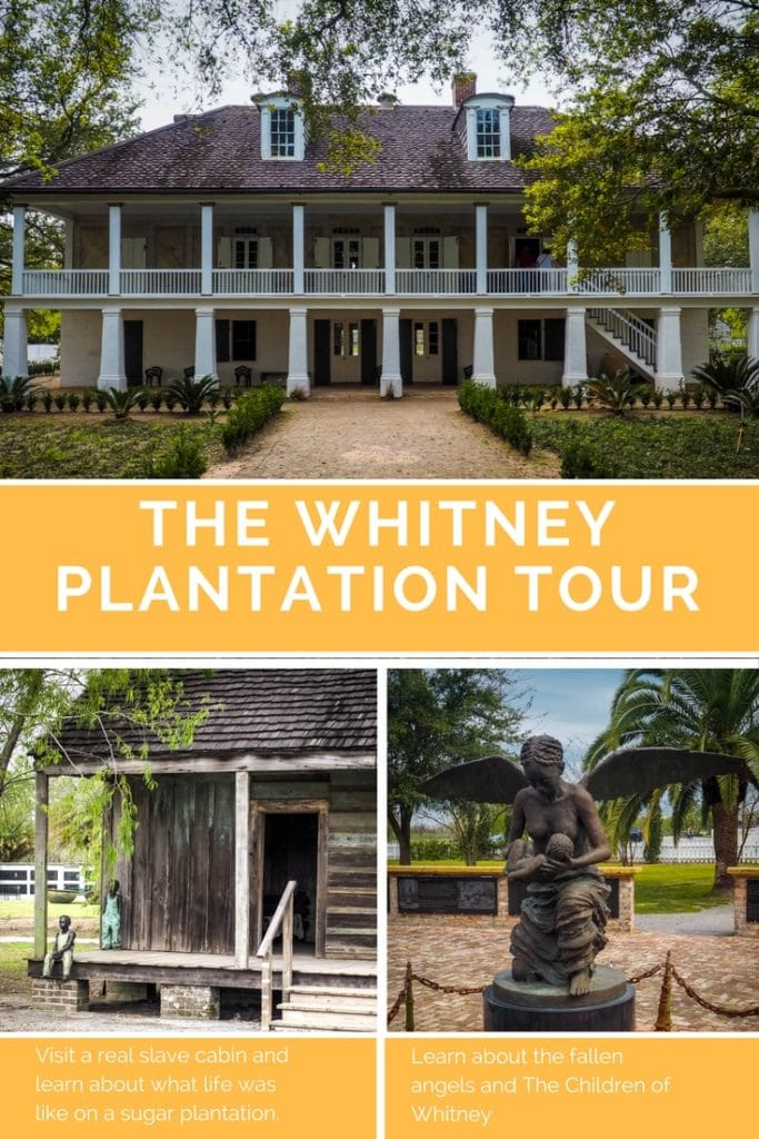 Learn about the Whitney Plantation Tour and the 1st slave museum FREETOBEBRI.COM