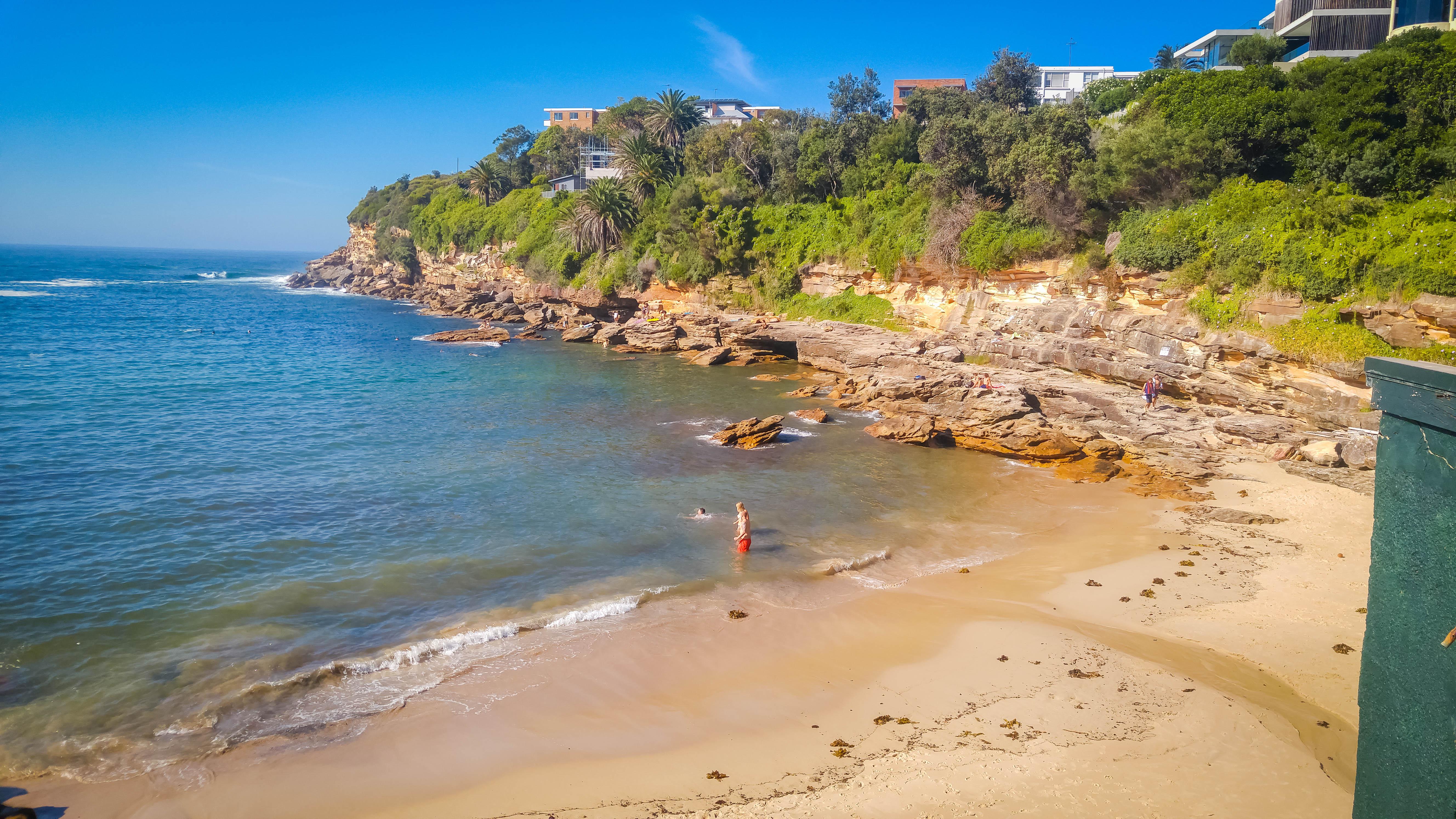 how to go to bondi beach from sydney