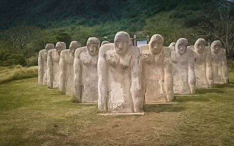 Anse Carfard Slave Memorial in Martinique - FREETOBEBRI.COM