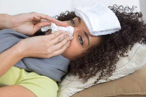 how to avoid cold and flu