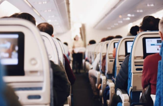 Tips On How To Surive a Long Flight - how to prepare for the long haul, #travel